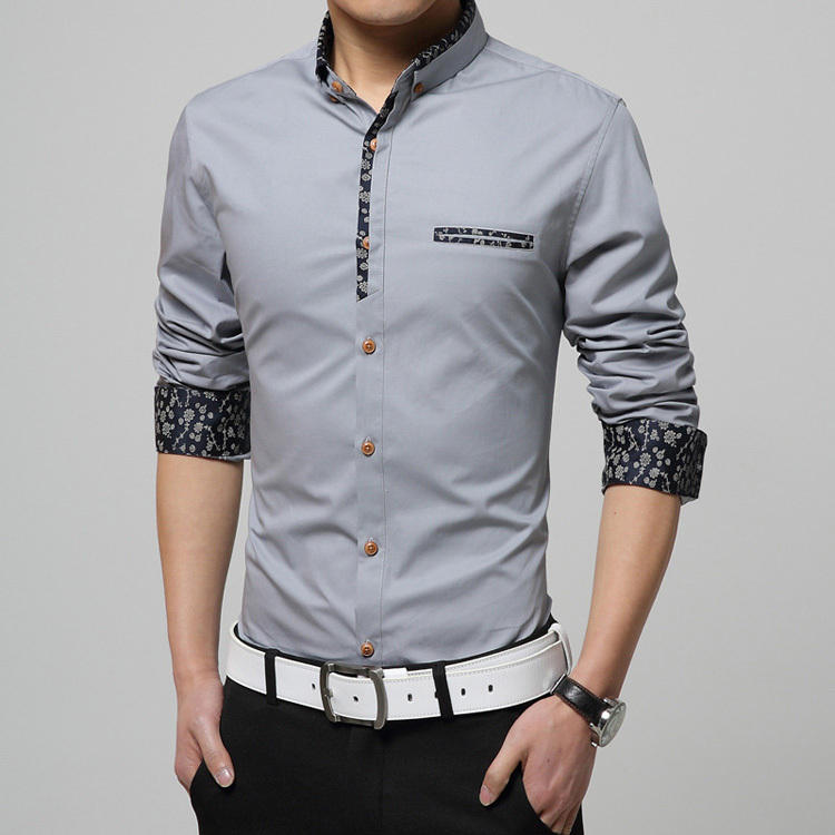2015-spring-brand-new-shirts-men-casual-turn-down-collar-shirts-for-men-breathable-cotton-plus-3