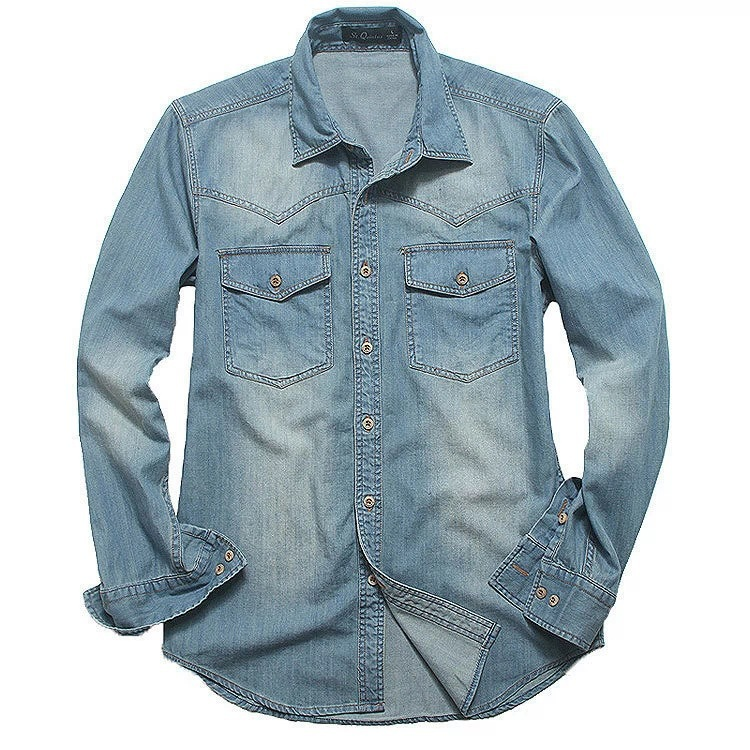 man-s-washed-font-b-denim-b-font-font-b-shirts-b-font-full-sleeves-solid