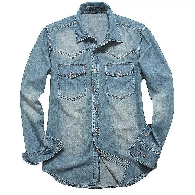 man-s-washed-font-b-denim-b-font-font-b-shirts-b-font-full-sleeves-solid