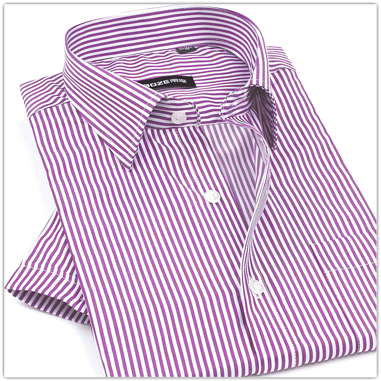 new-2015-fashion-summer-short-sleeve-twill-business-button-shirts-mens-dress-shirts-high-quality-xxxl